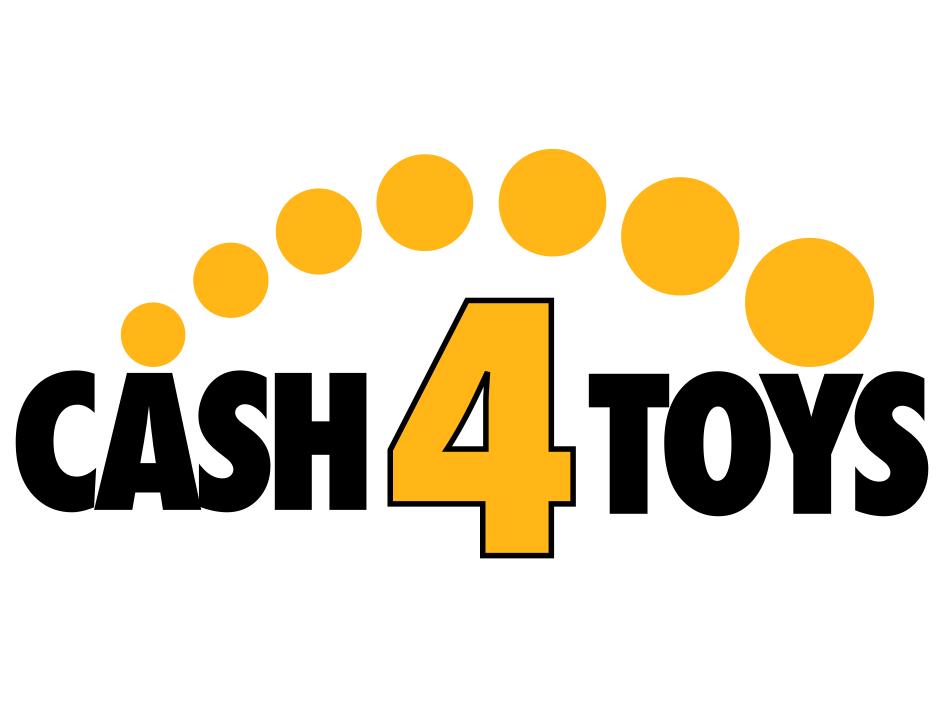 """Cash 4 Toys"" - Logo"