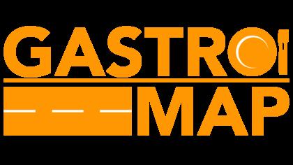 """""""GastroMap"""" Logo color"""
