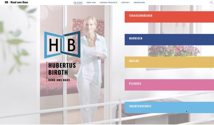 Website: HB - Rund ums Haus