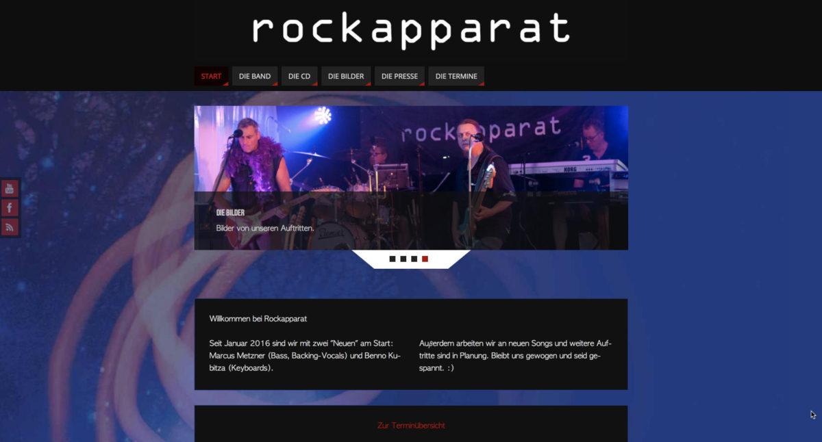 Website: Rockapparat