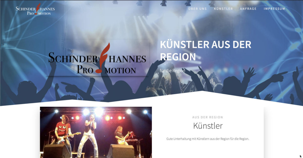 Website: Schinderhannes-Promotion