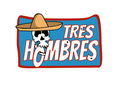 TRES HOMBRES Logo 2015