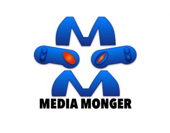 """Logoentwurf """"Media Monger"""""""